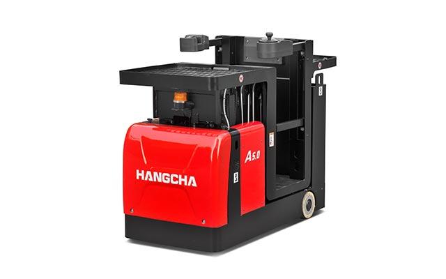 Chariot-échelle électrique HANGCHA / 1100lb