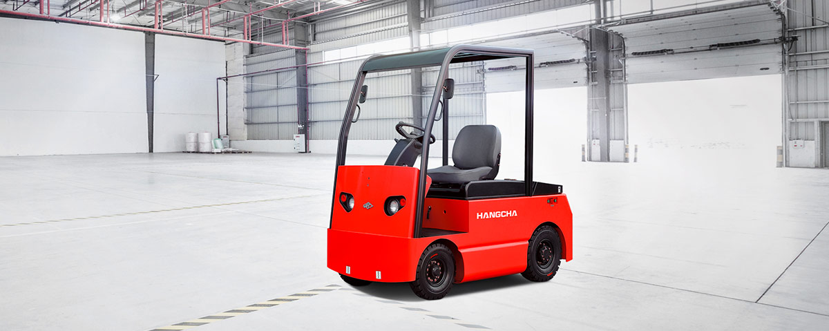 Chariot tracteur électrique HANGCHA / 22000 lb à 33000lb