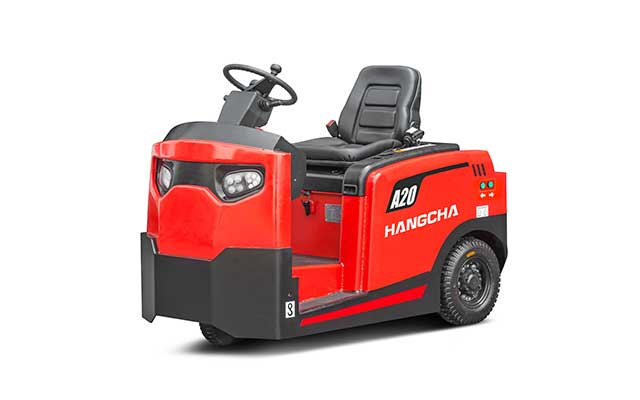 Electric Tow Tractor 4,500/9,000/13,500lbs