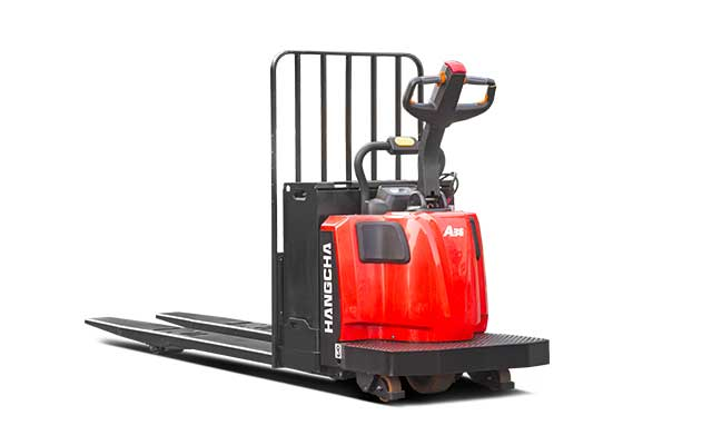 End Control Rider Pallet Truck 6,000-8,000lbs