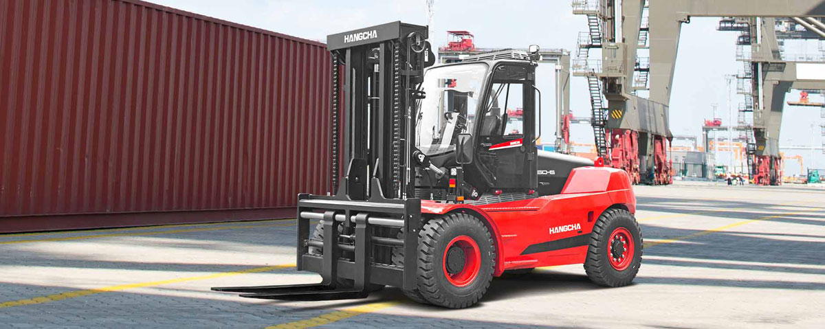 High Capacity Forklift 26,000-35,000lbs